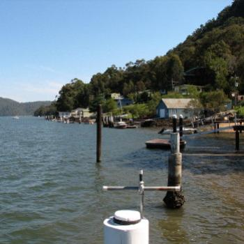 9091 Looking to the South, but up the river. Hawkesbury River Sept'08Kate/Sydney