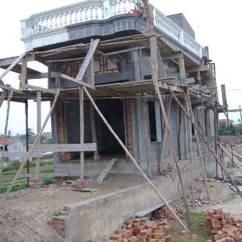 Building a house in Vietnam