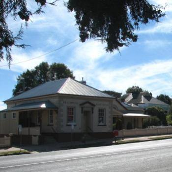 Post Office and Court House 1900 Braidwood Kate/Sydney