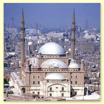 Mohamed Ali Mosque,Cairo,Egypt