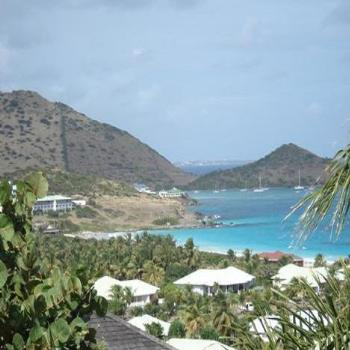 Beautiful Orient beach St Maarten