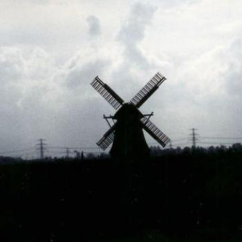 Netherlands, windmill