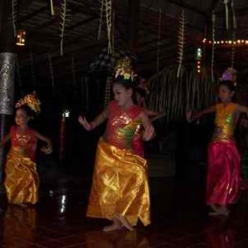 Balinese children's dances