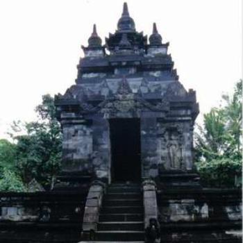 Candi Pawon, Central Java, Indonesia