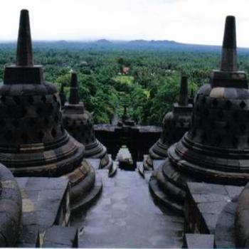 Borobodur Temple, Central Java, Indonesia