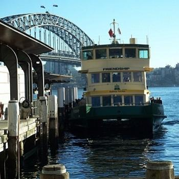 Sydney Harbour - Minnie