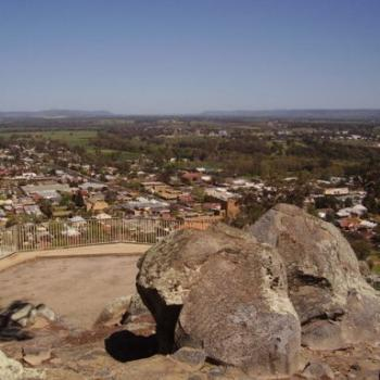 view of Lachlan Valley to the South (Cowra)/ joann