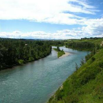 Bow River, Calgary, Canada - Wendy/Perth