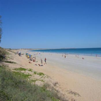 Broome Beach, Kimberleys, W.A. (Wendy/Perth)