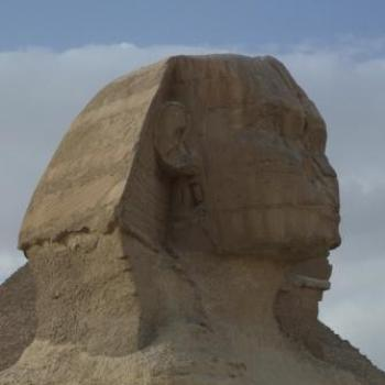 Needs no introduction really - The Sphinx, Giza, Egypt - Eileen (Surrey, England)