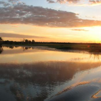 """Yellow Water"" sunset at Kakadu, N.T. - Wendy/Perth"