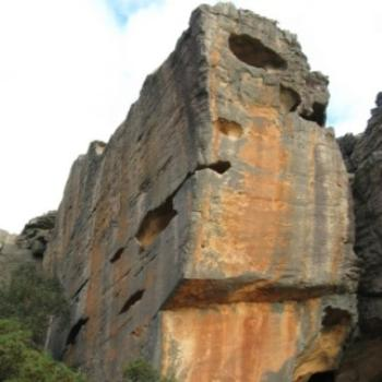 Hollow Mountain, Grampians, Victoria