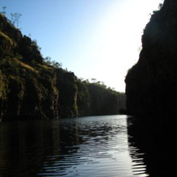 Katherine Gorge in the early morning light, N.T. - Wendy/Perth