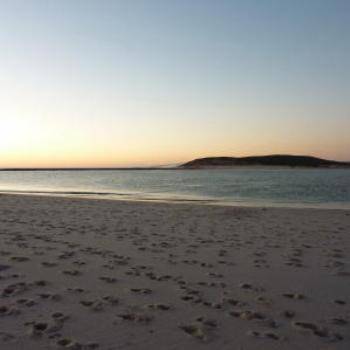 Sunset at Kalbarri