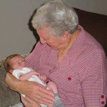 Meeting Great Nanna Kath
