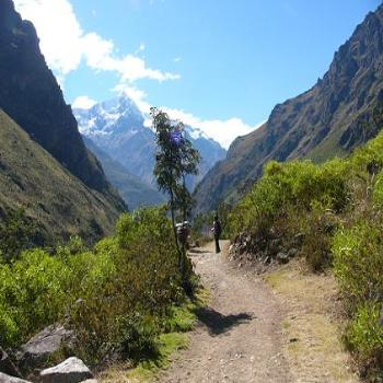 Inca Trail, Sacred Valley of the Incas, Peru