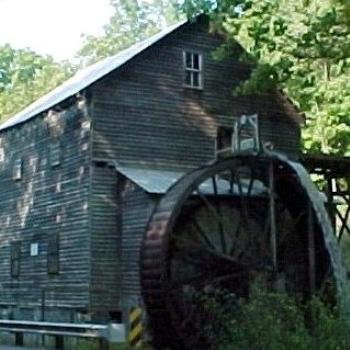A working mill in SW Virginia