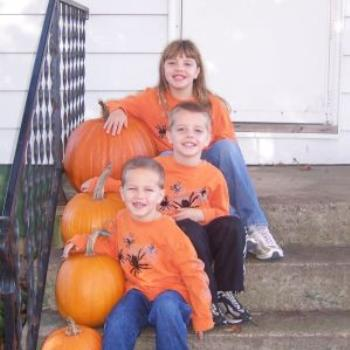 My lil pumpkins  -Angie/Wisconsin